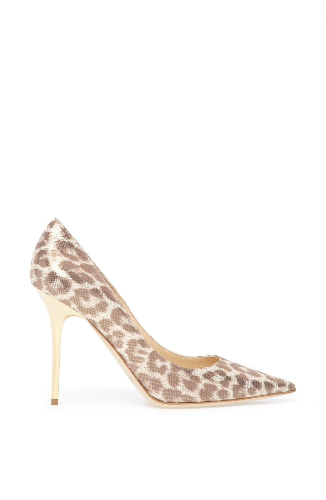 Alternate Image 4  - Jimmy Choo 'Abel' Pointy Toe Pump