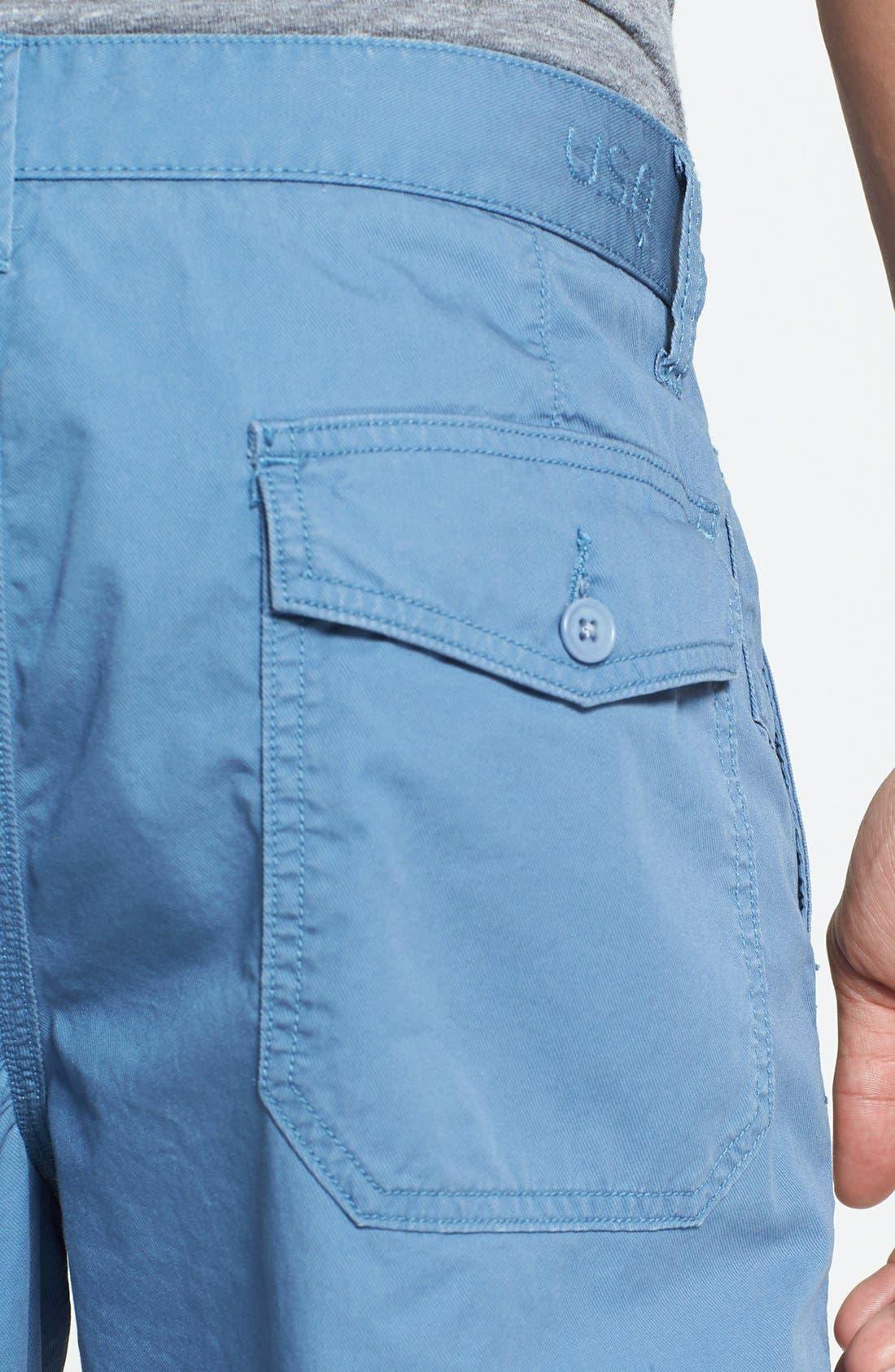 Alternate Image 3  - John Varvatos Star USA 'Triple Needle' Shorts