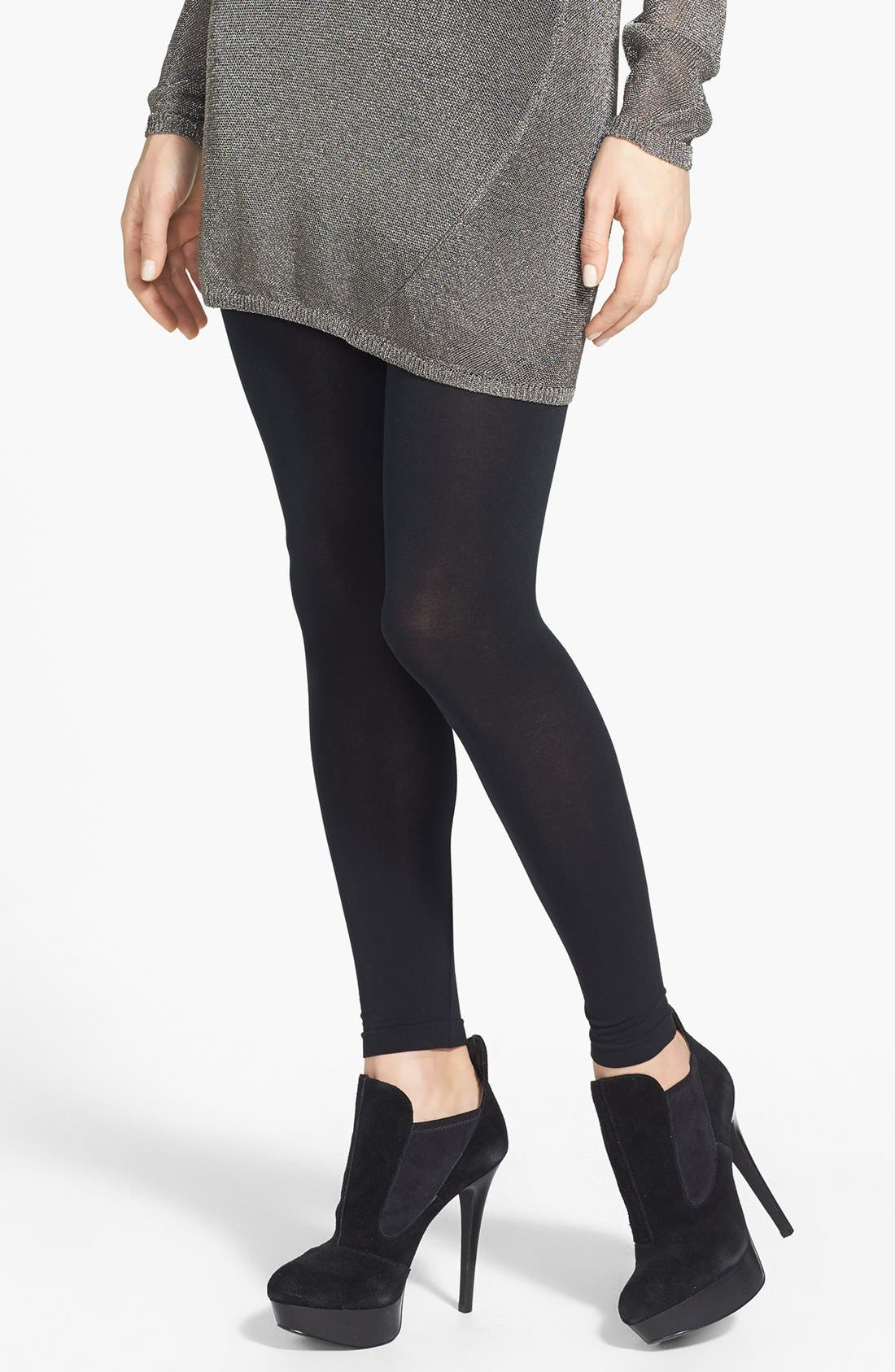 Main Image - Hue Seamless Leggings