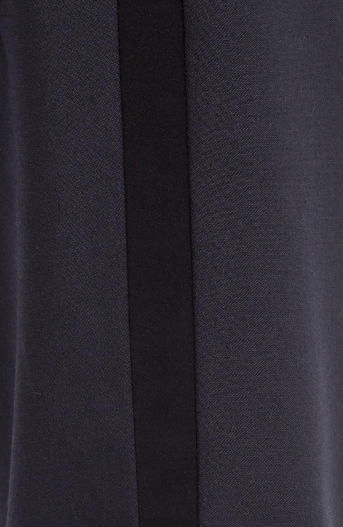 Alternate Image 3  - maje 'Erika' Tuxedo Stripe Pants