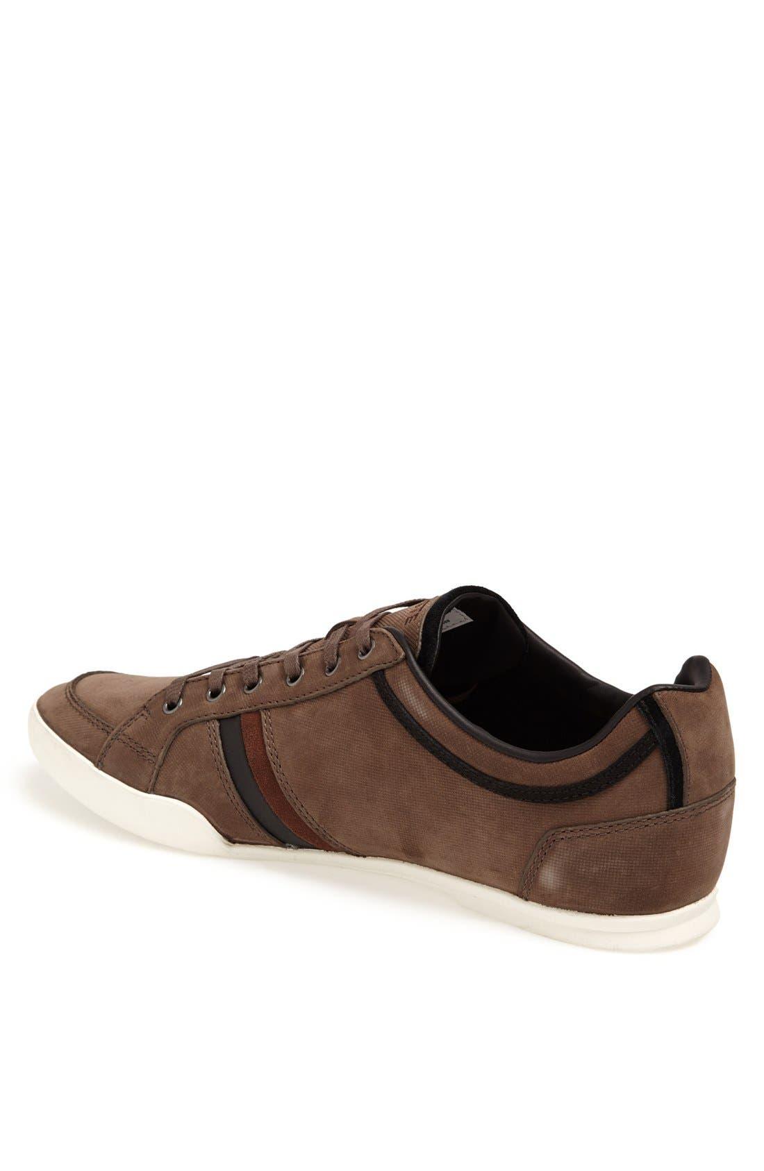 Alternate Image 2  - Lacoste 'Rayford 4' Sneaker (Men)