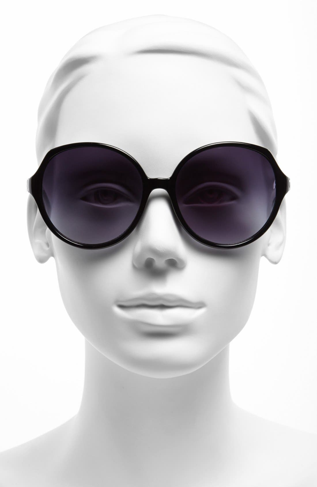 Alternate Image 2  - MICHAEL Michael Kors 59mm Retro Sunglasses