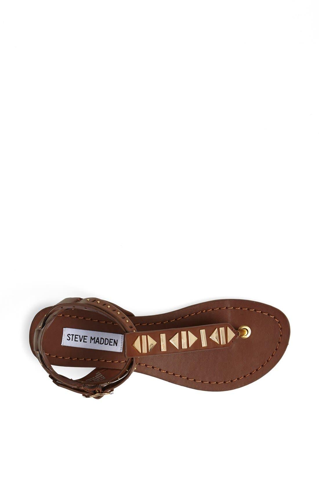 Alternate Image 3  - Steve Madden 'Zeta' Studded Sandal