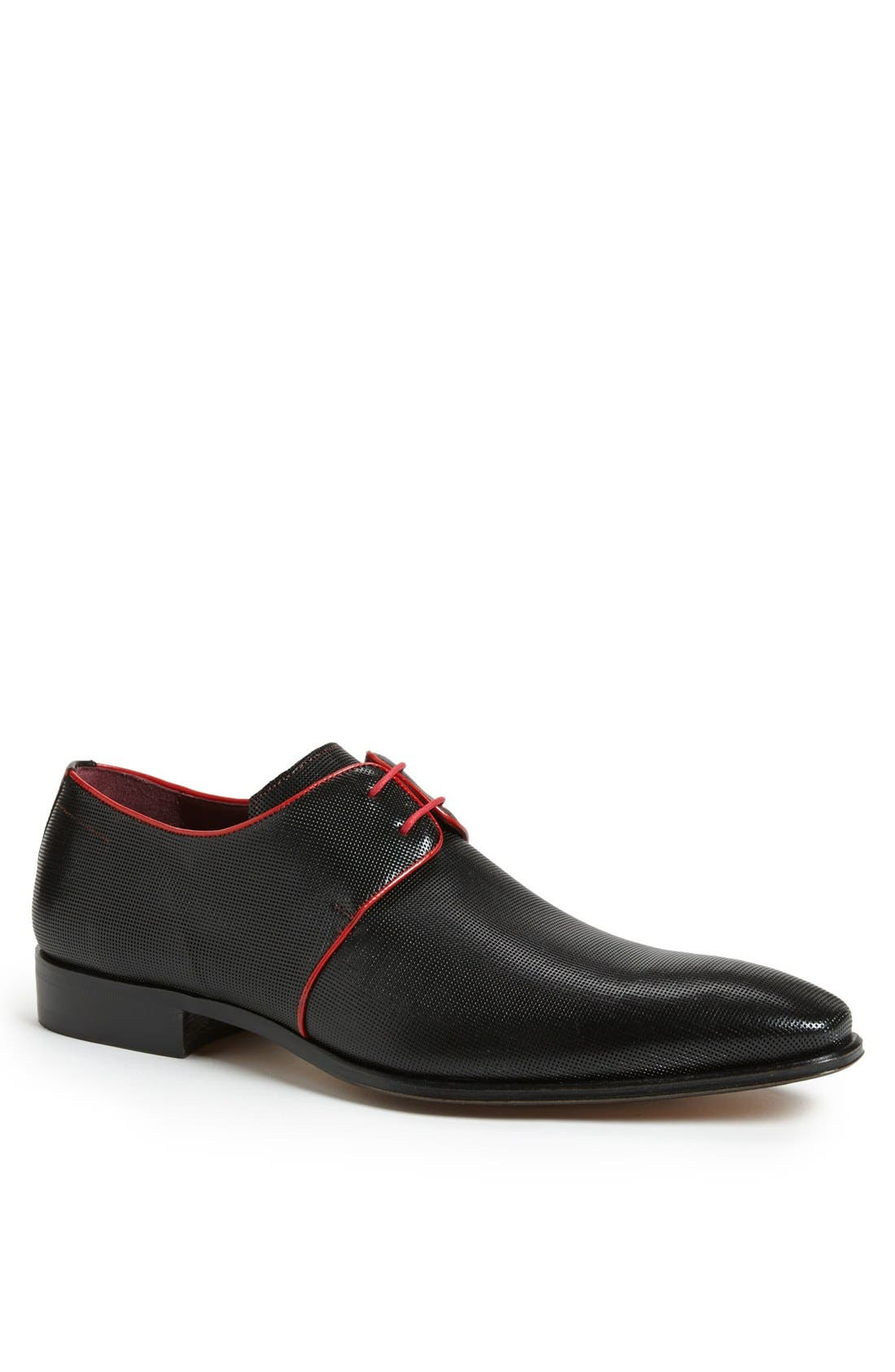 Main Image - Mezlan 'Donizetti' Plain Toe Derby