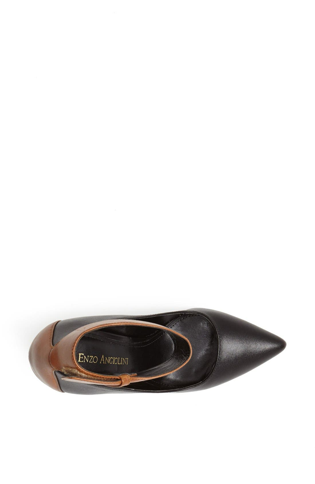 Alternate Image 3  - Enzo Angiolini 'Fastir' Leather Pump