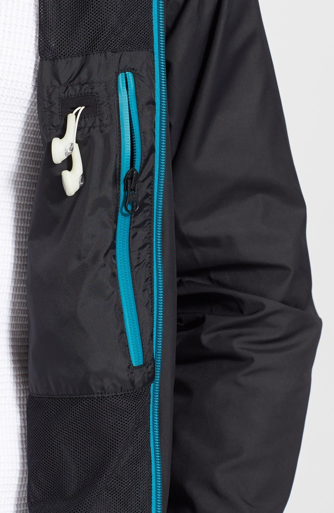Alternate Image 6  - The North Face 'Diablo' Windbreaker Jacket