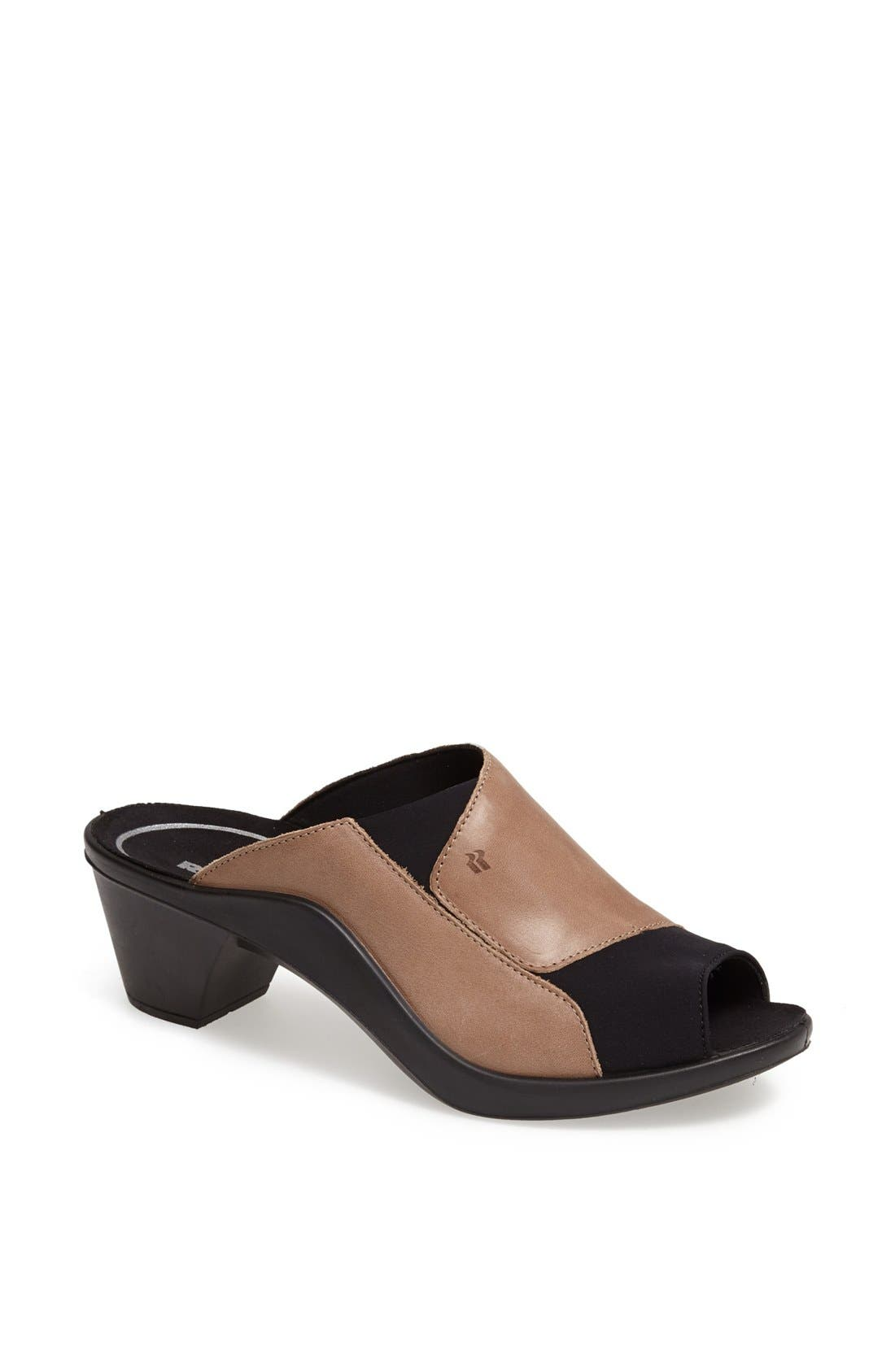 Alternate Image 1 Selected - Romika® 'Mokasetta' Mule (Women)