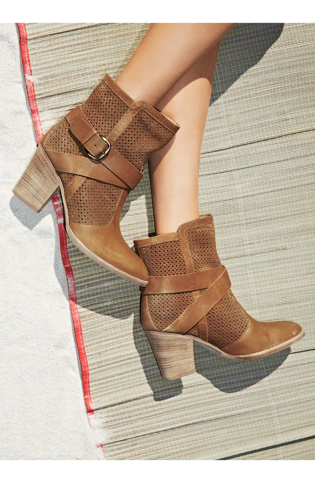 Alternate Image 5  - Aquatalia by Marvin K. 'Fawn' Bootie (Nordstrom Exclusive)
