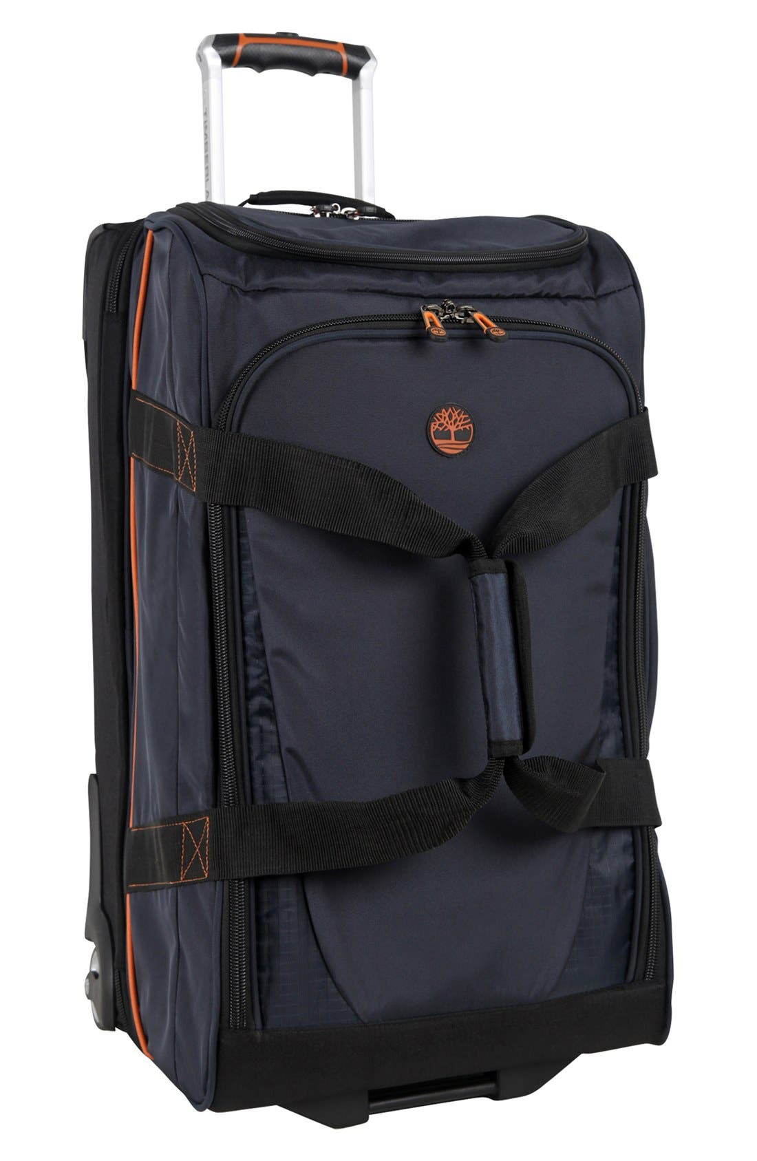 Alternate Image 1 Selected - Timberland 'Mascoma' Rolling Duffel Bag (26 Inch)