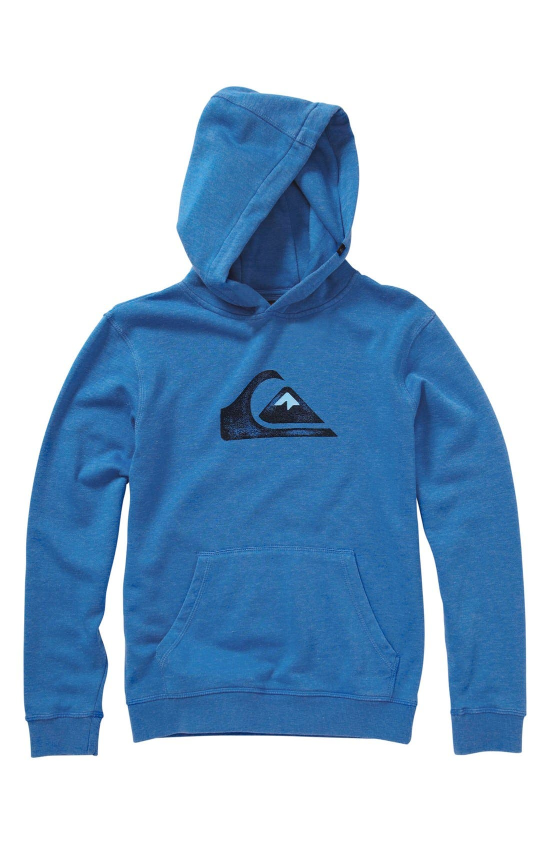 Alternate Image 1 Selected - Quiksilver 'Prescott' Pullover Hoodie (Little Boys)