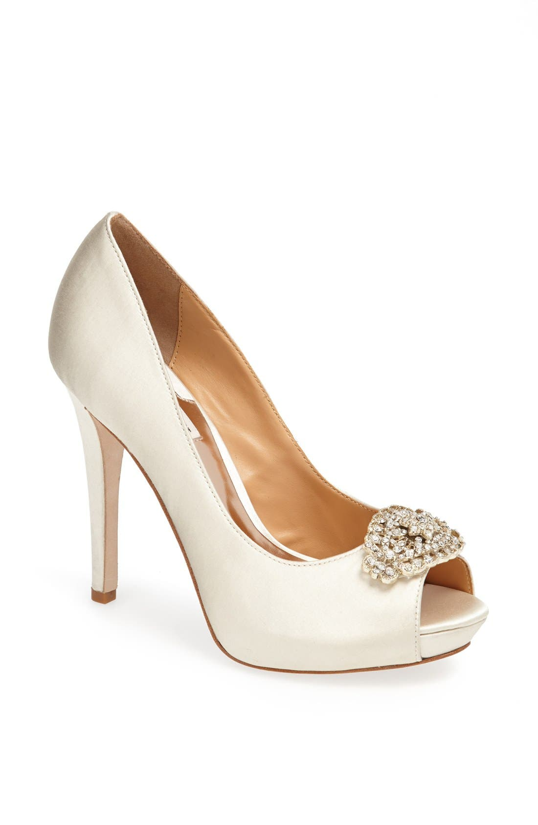 Alternate Image 1 Selected - Badgley Mischka 'Goodie' Pump