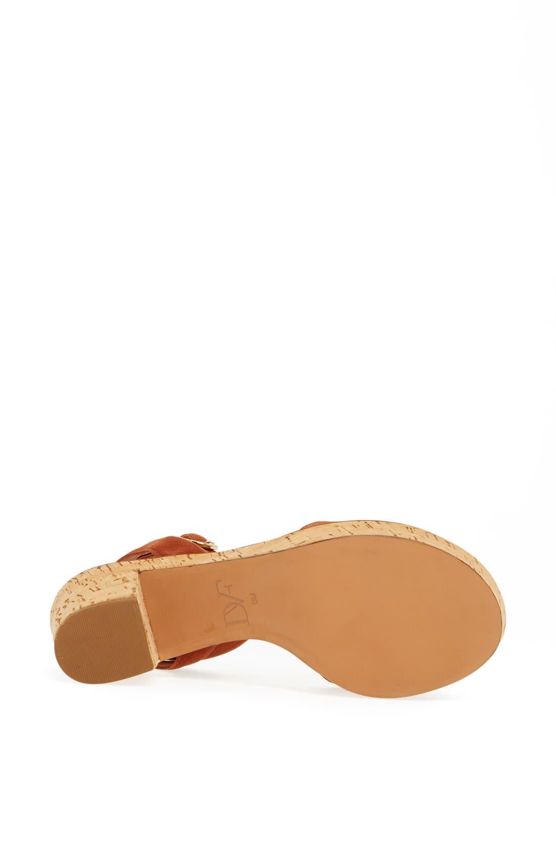 Alternate Image 3  - Diane von Furstenberg 'Odelia' Sandal (Online Only)