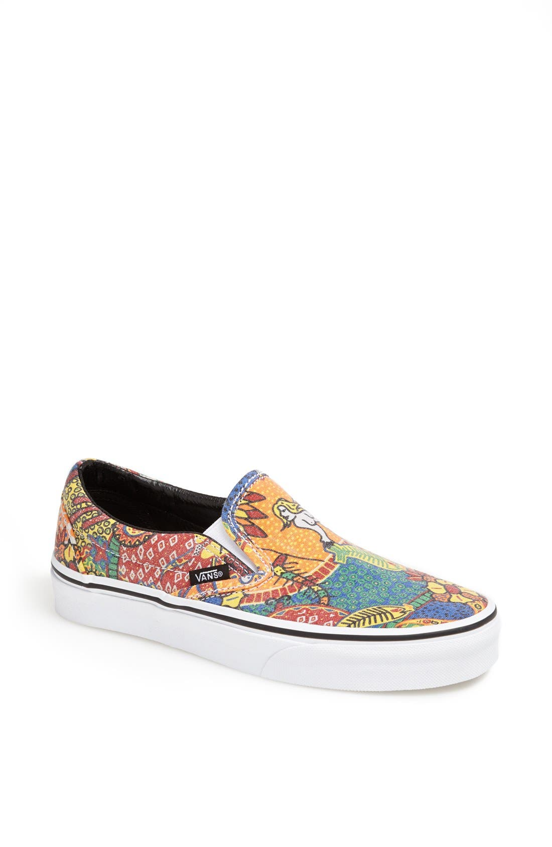 Alternate Image 1 Selected - Vans 'Van Doren - Classic' Slip-On Sneaker (Women)