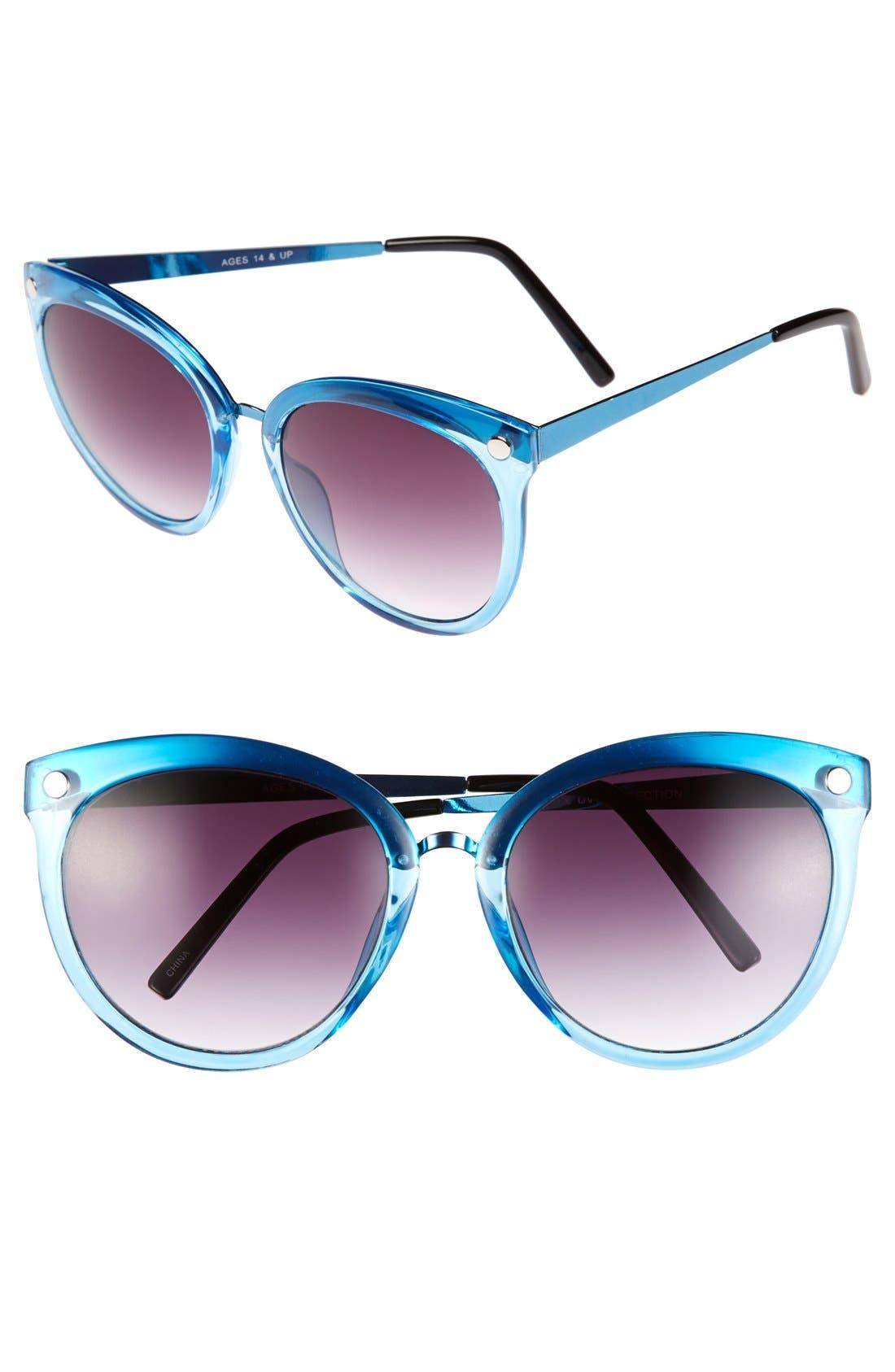 Alternate Image 1 Selected - FE NY 'Madeline' 59mm Sunglasses