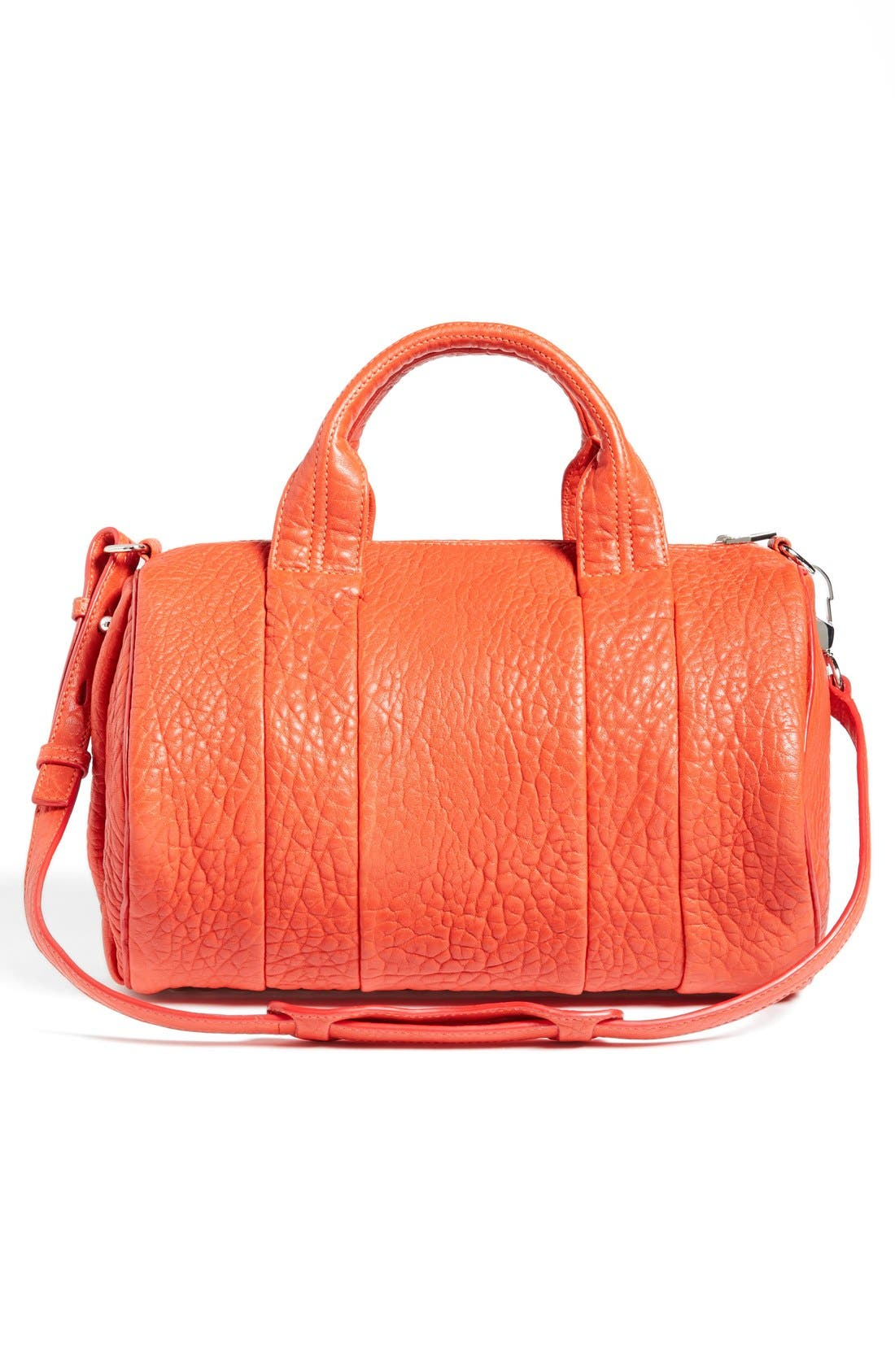 Alternate Image 3  - Alexander Wang 'Rocco - Dumbo Nickel' Lambskin Leather Satchel