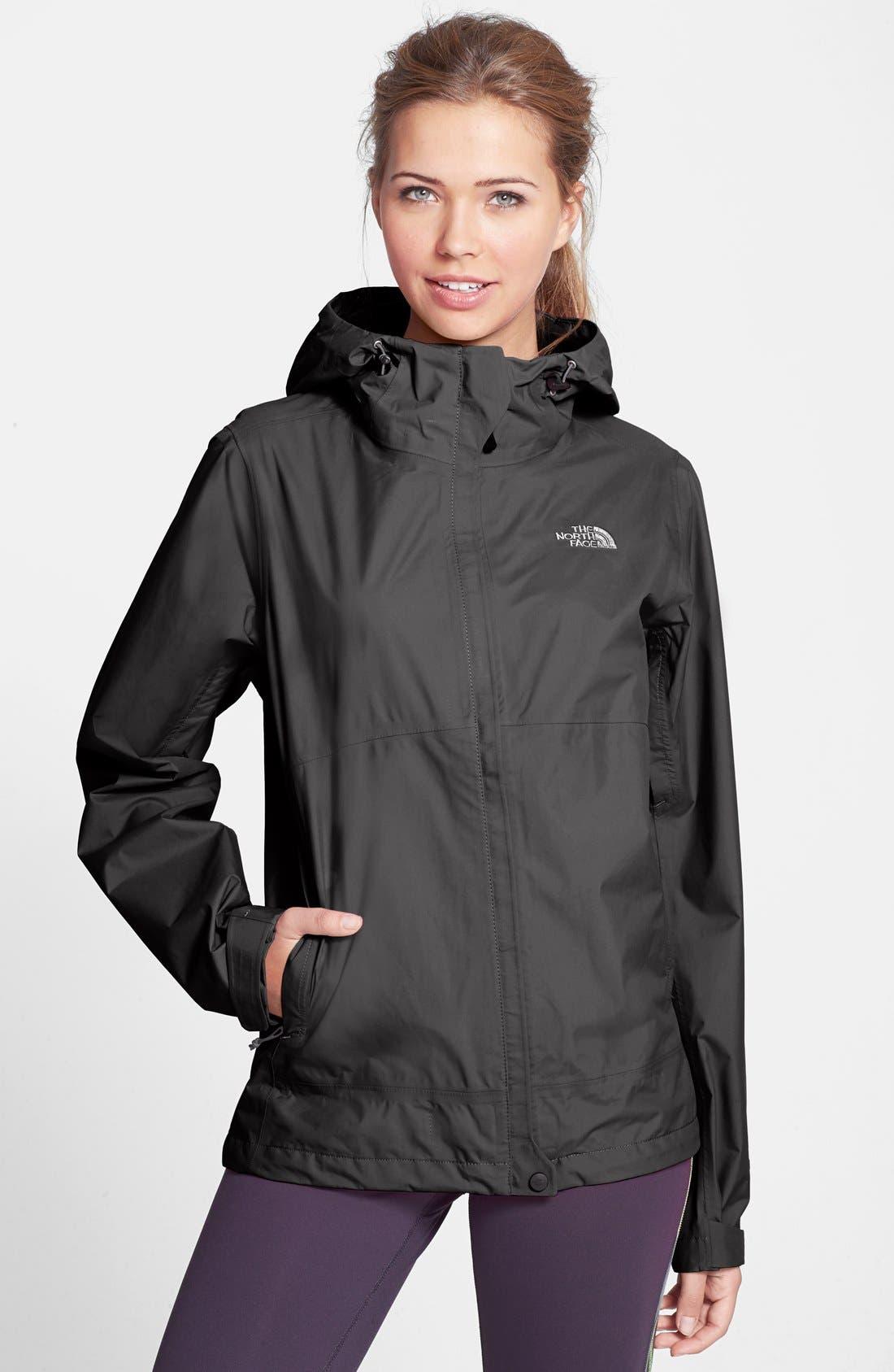 North face dryzzle jacket women's