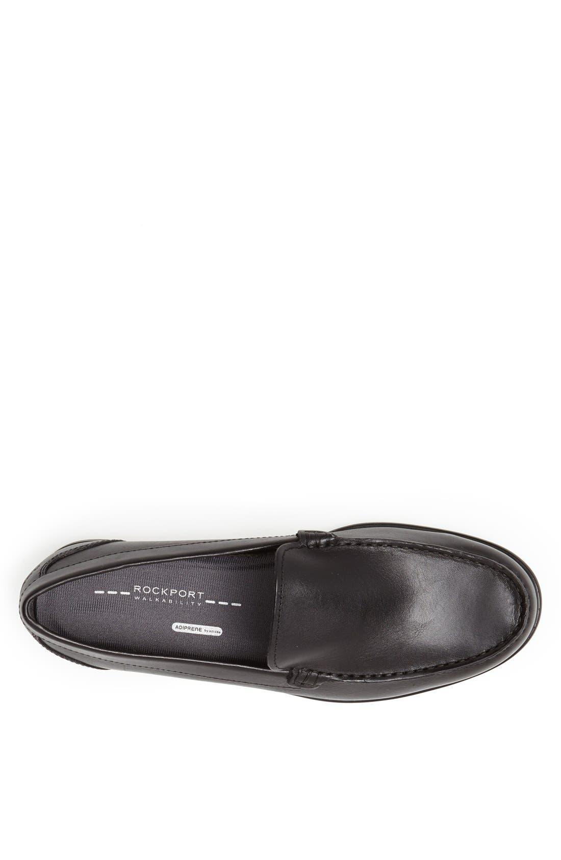 Alternate Image 3  - Rockport Classic Venetian Loafer (Men)