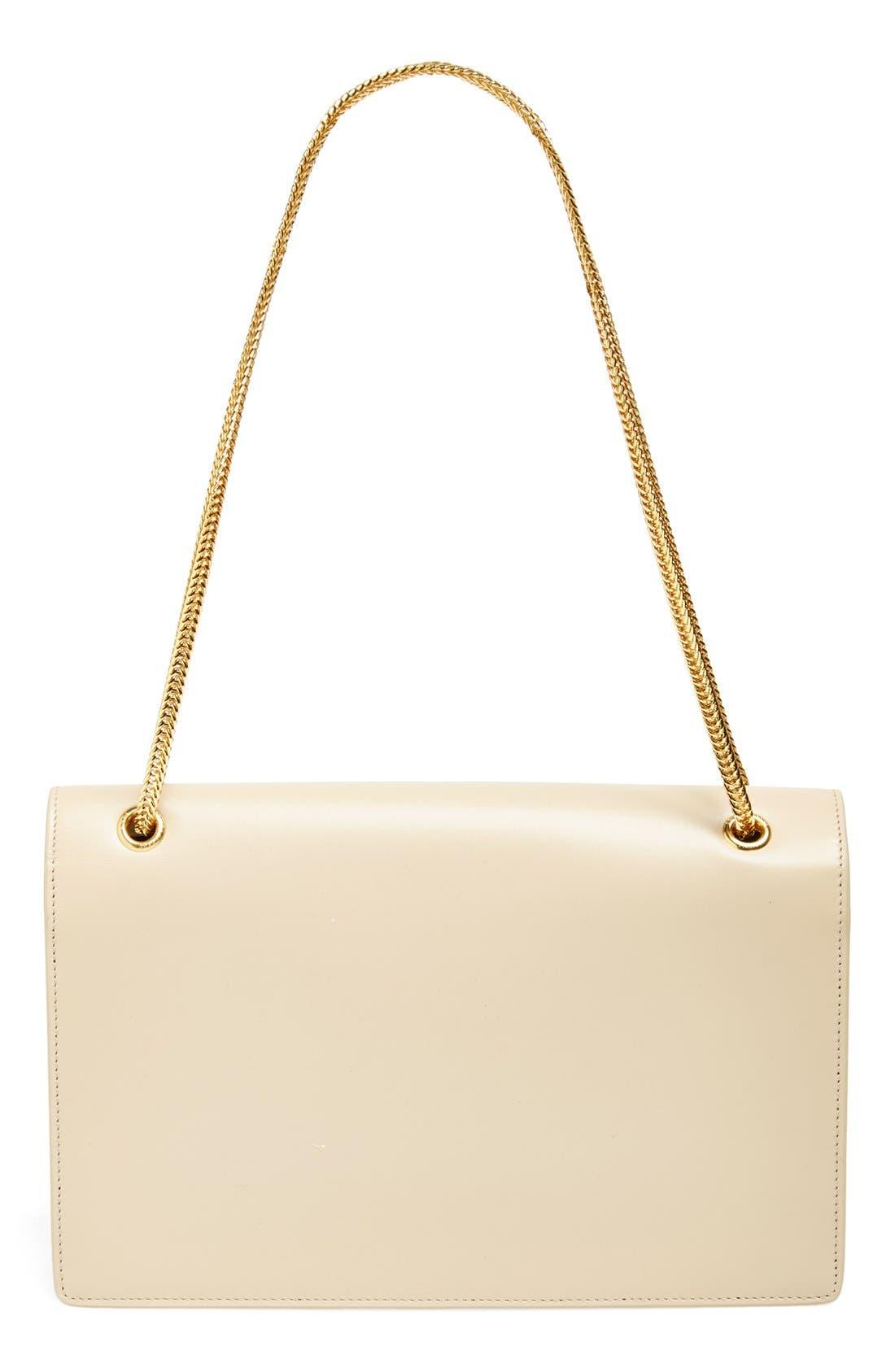 Alternate Image 4  - Saint Laurent 'Medium Betty' Calfskin Shoulder Bag