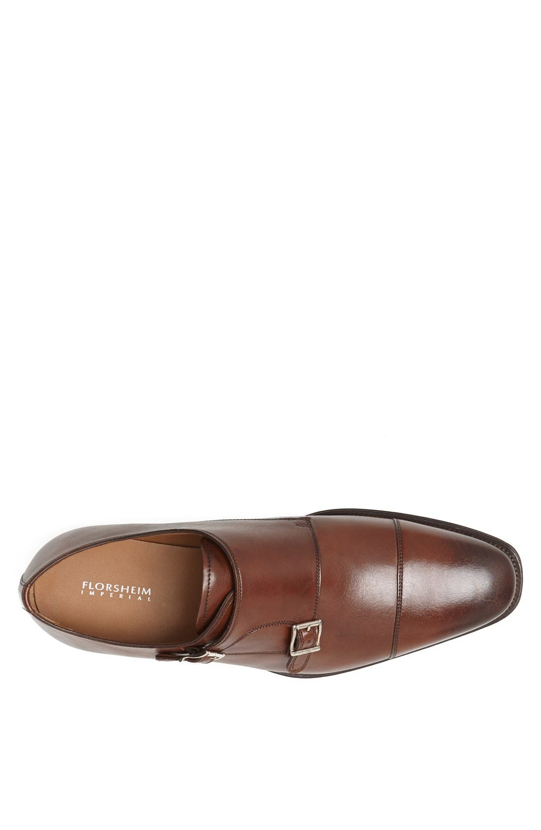 Alternate Image 3  - Florsheim 'Classico' Double Monk Strap Slip-On