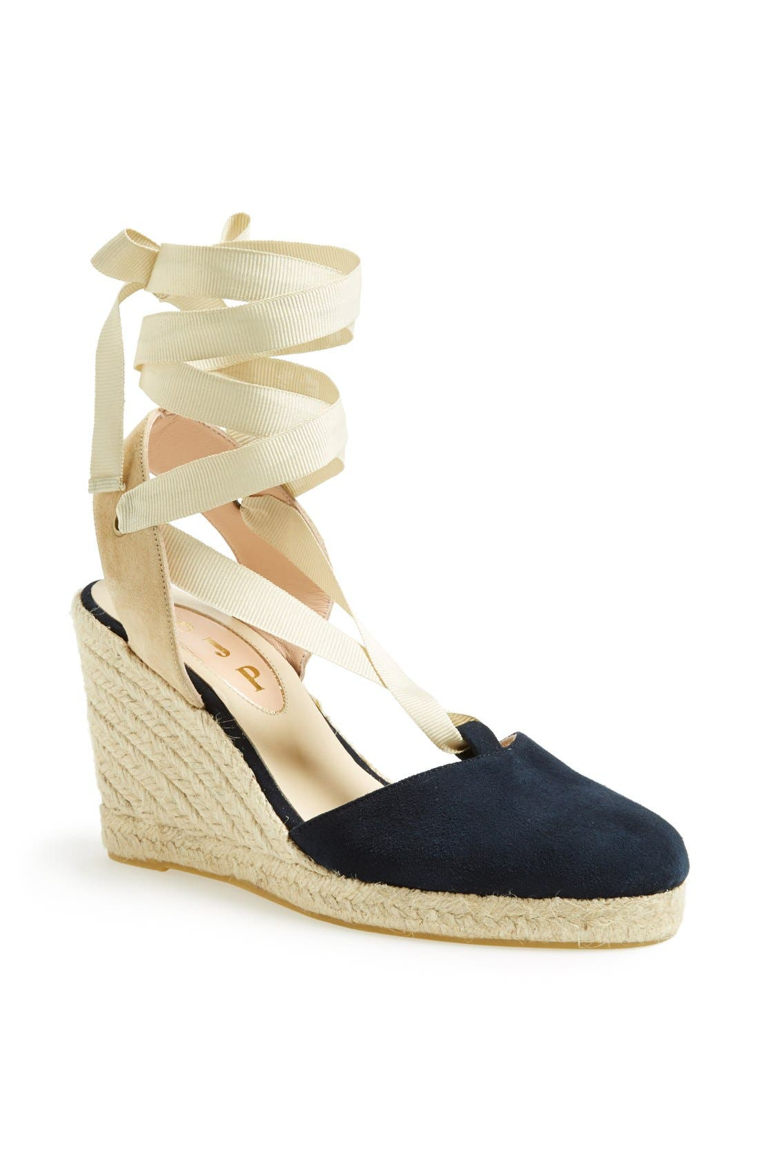 Alternate Image 1 Selected - SJP 'Inez' Wedge Espadrille (Nordstrom Exclusive)