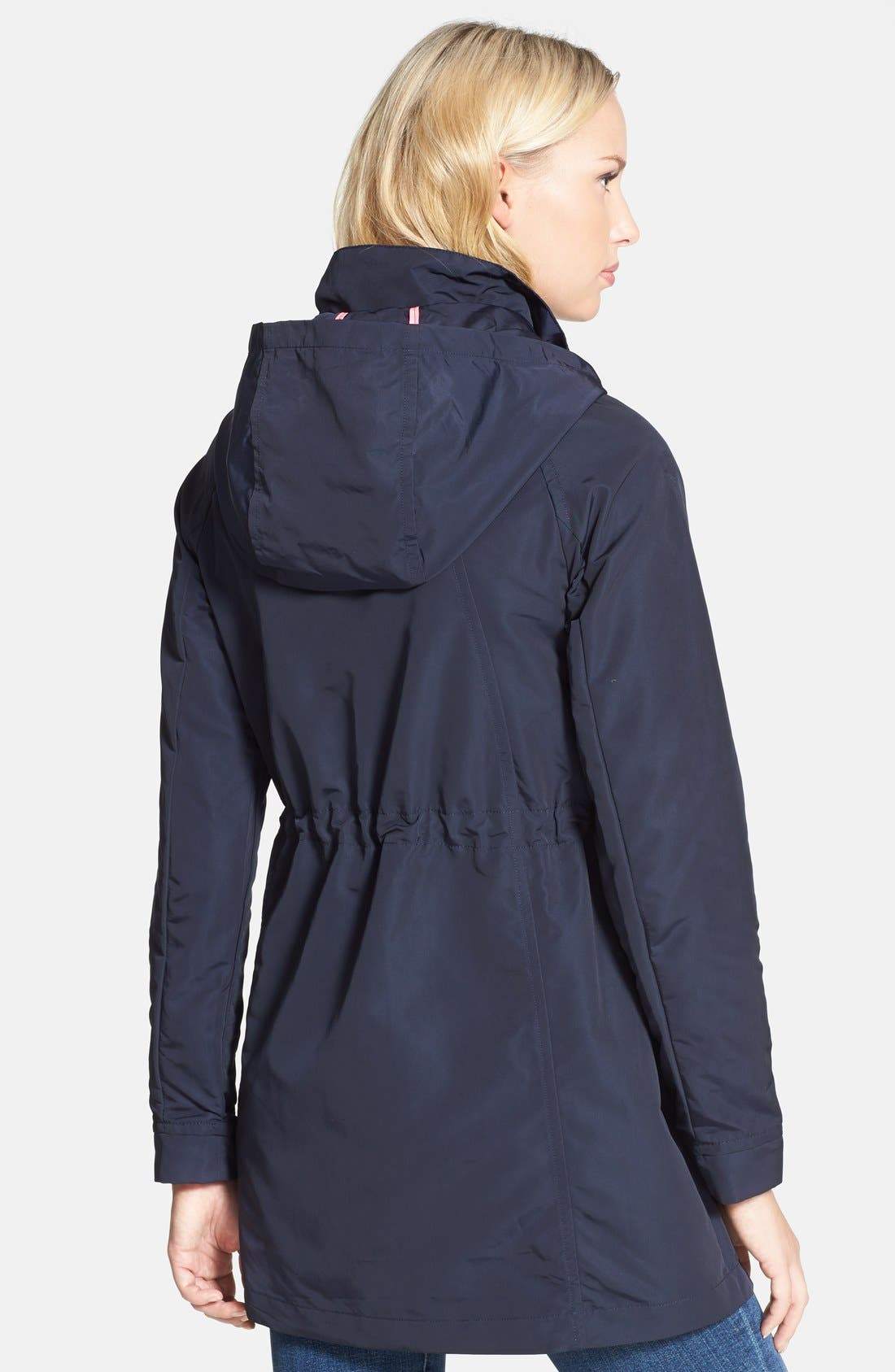 Alternate Image 2  - Ted Baker London 'Bozica' Parka with Detachable Hood