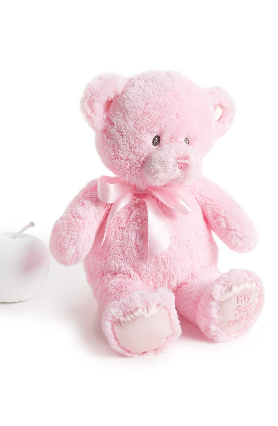 Alternate Image 1 Selected - Baby Gund 'My 1st Teddy' Stuffed Bear