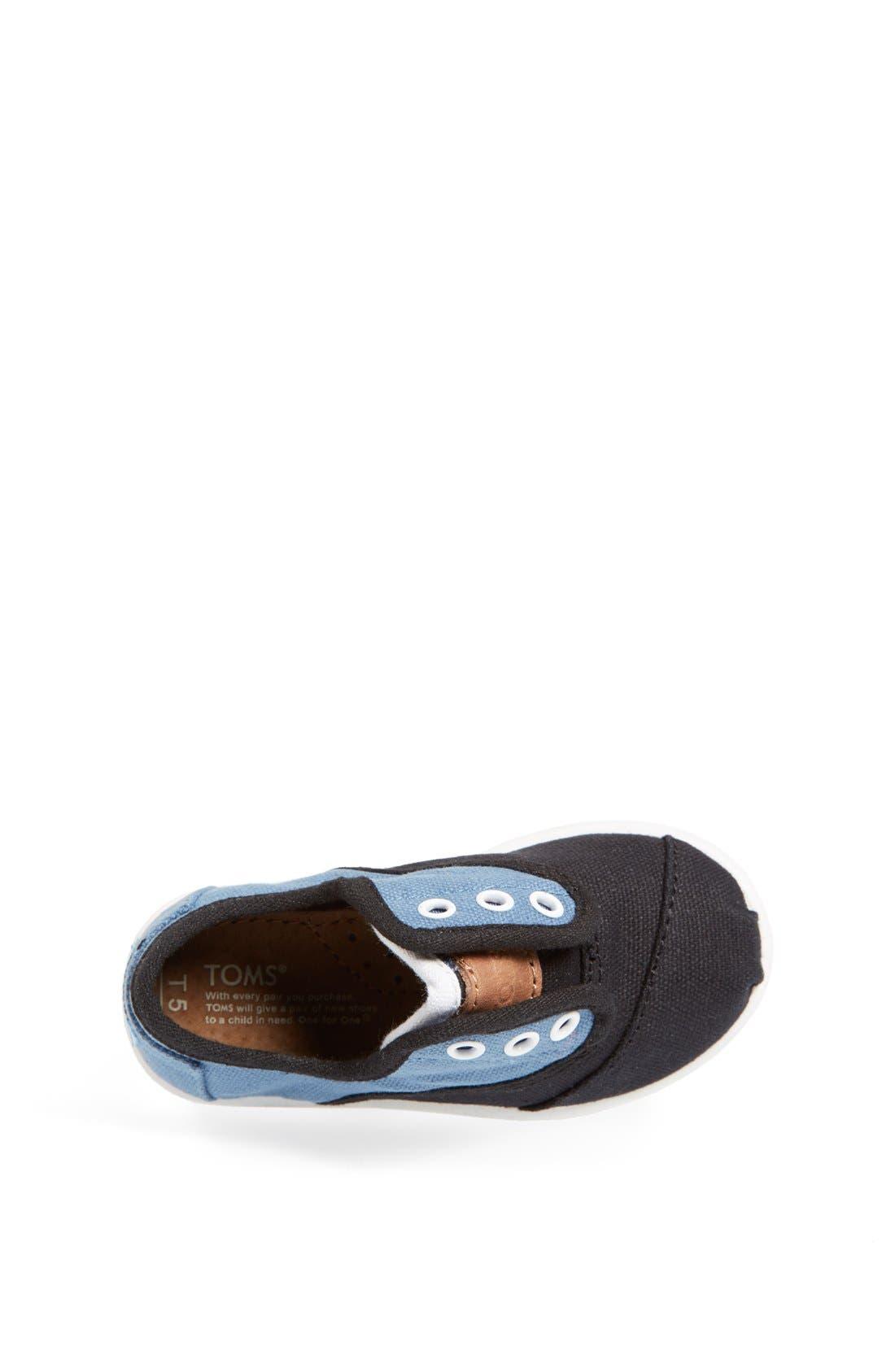 Alternate Image 3  - TOMS 'Cordones - Tiny' Sneaker (Baby, Walker & Toddler)