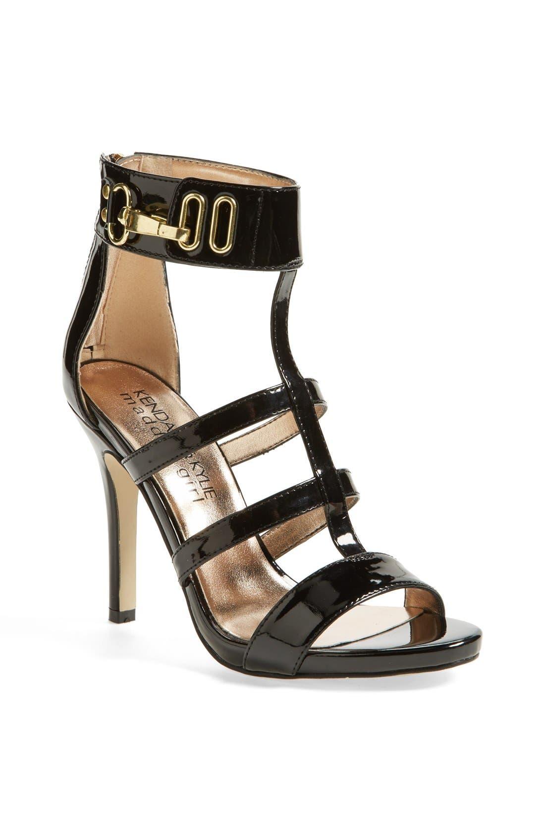 Alternate Image 1 Selected - KENDALL + KYLIE Madden Girl 'Rocklinn' Sandals