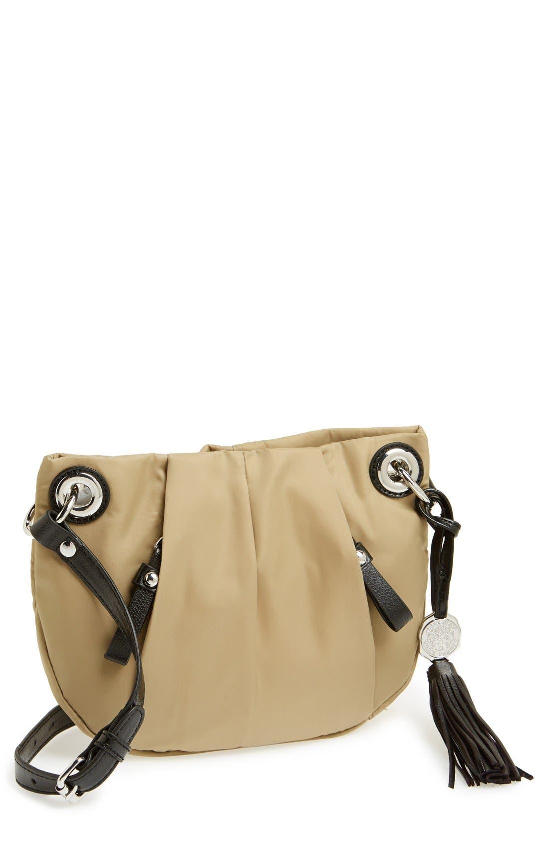 Alternate Image 1 Selected - Vince Camuto 'Cris' Nylon Crossbody Bag