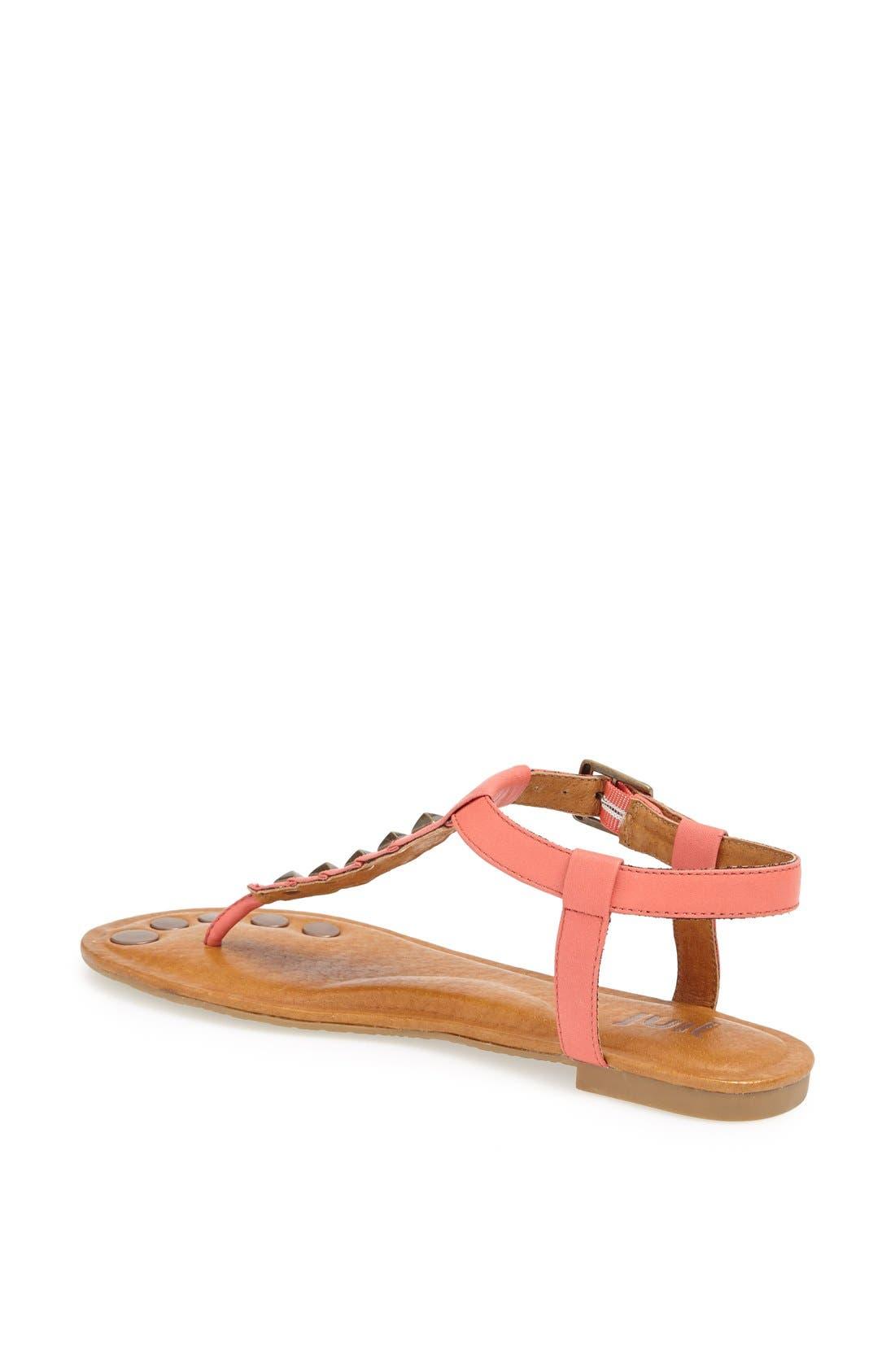 Alternate Image 2  - Juil 'Kava' Grounded Leather Sandal