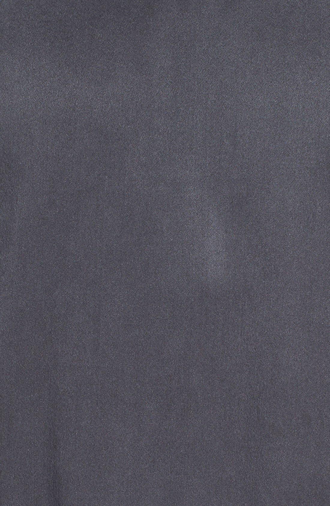 Alternate Image 3  - Eileen Fisher Sleeveless Silk Shirt