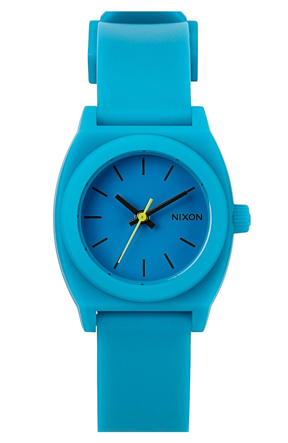 Nixon The Small Time Teller Round Watch 26mm Nordstrom