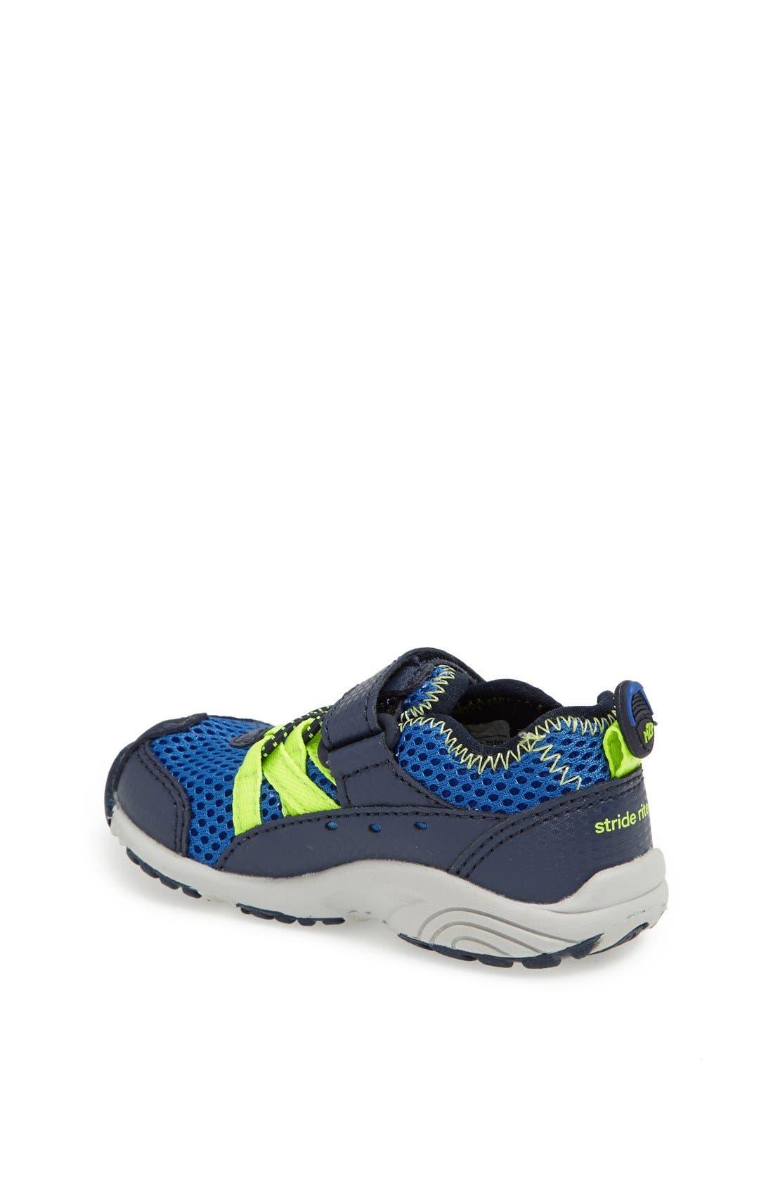 Alternate Image 2  - Stride Rite 'Made 2 Play™ - Finn' Sneaker (Baby, Walker & Toddler)