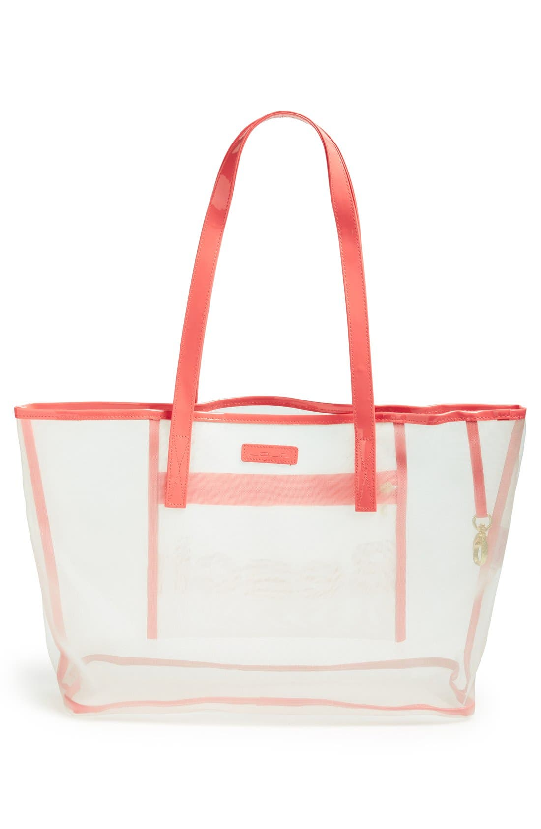 Alternate Image 4  - Lolo 'Amy - Beach' Mesh Tote
