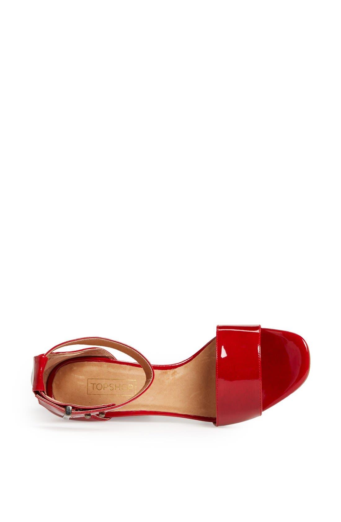 Alternate Image 3  - Topshop 'Ramble' Sandal