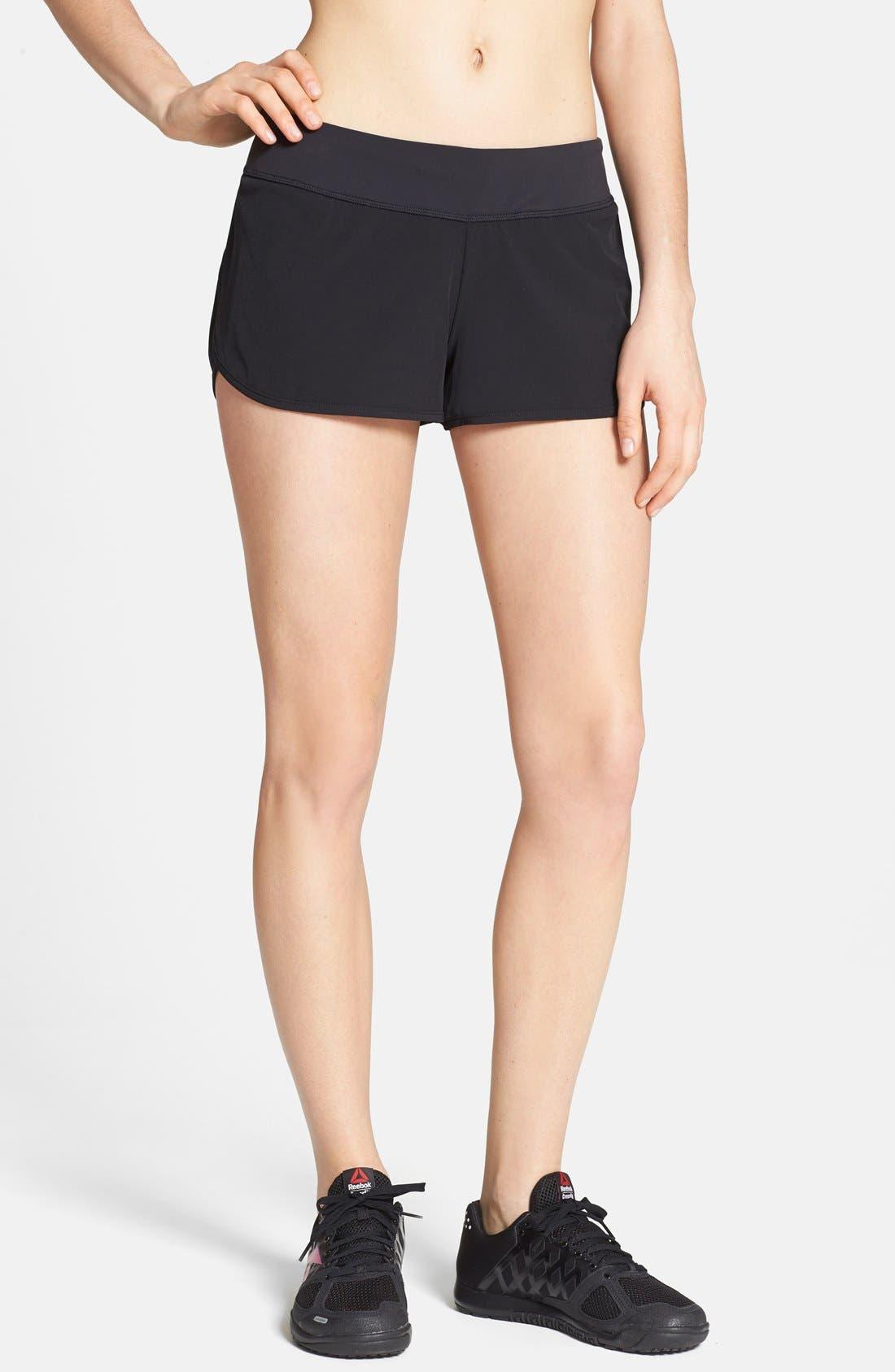 Alternate Image 1 Selected - Reebok CrossFit Shorts