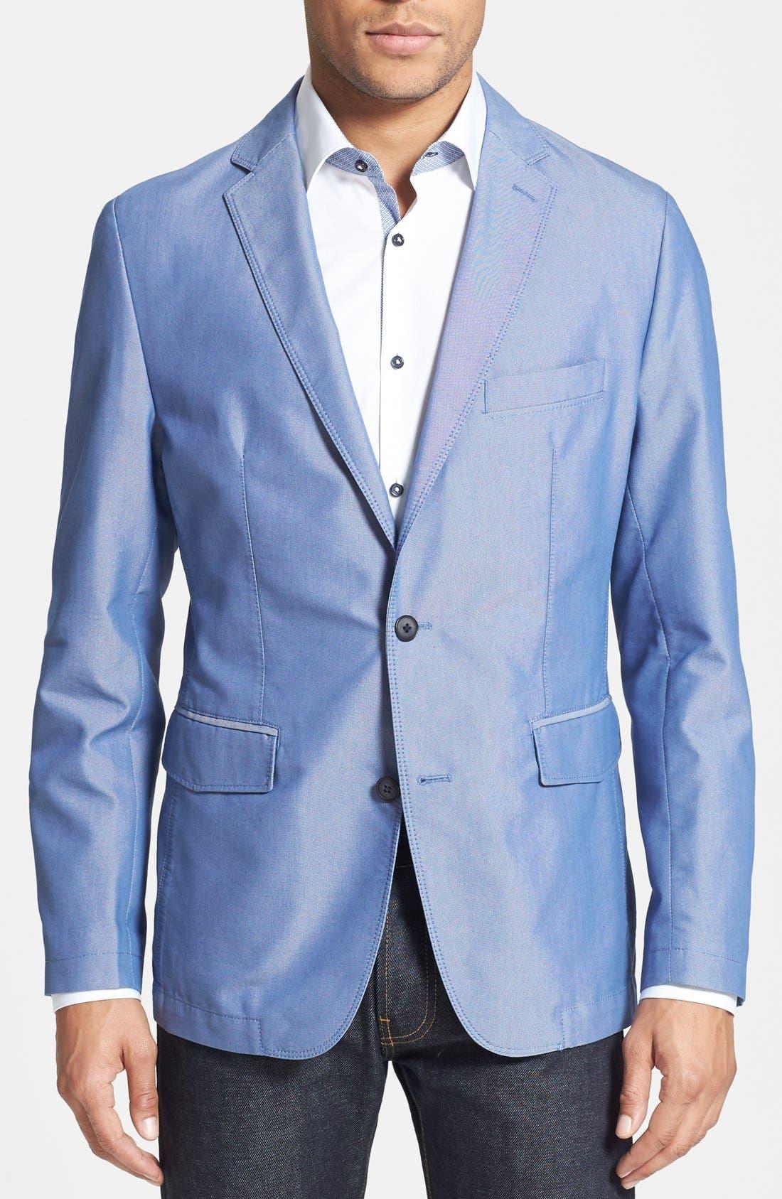 Alternate Image 1 Selected - BOSS HUGO BOSS 'Morell' Regular Fit Sportcoat