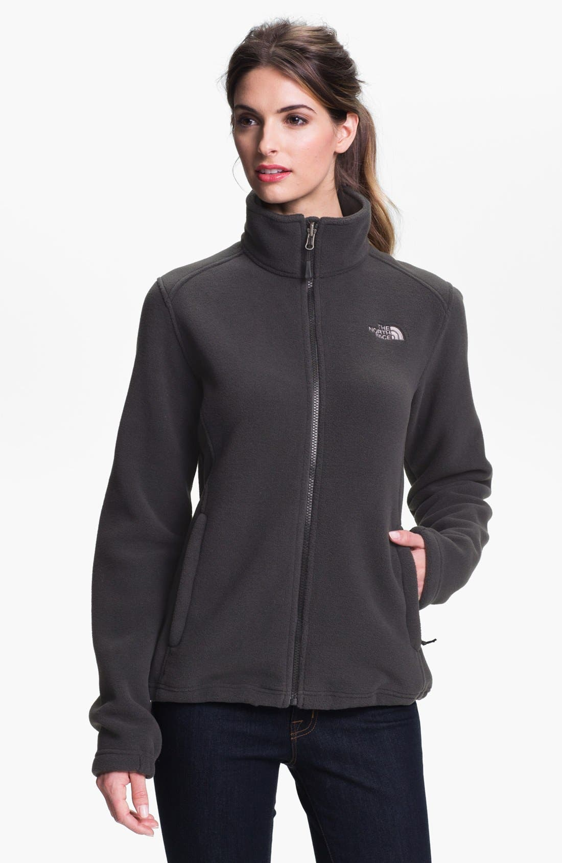 Alternate Image 1 Selected - The North Face 'RDT 300' Fleece Jacket