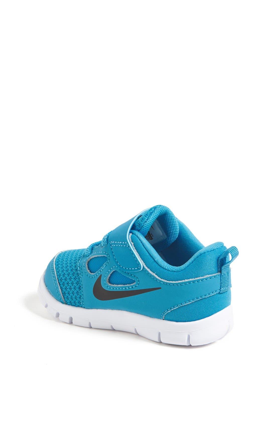 Alternate Image 2  - Nike 'Free Run 5.0' Sneaker (Baby, Walker & Toddler)