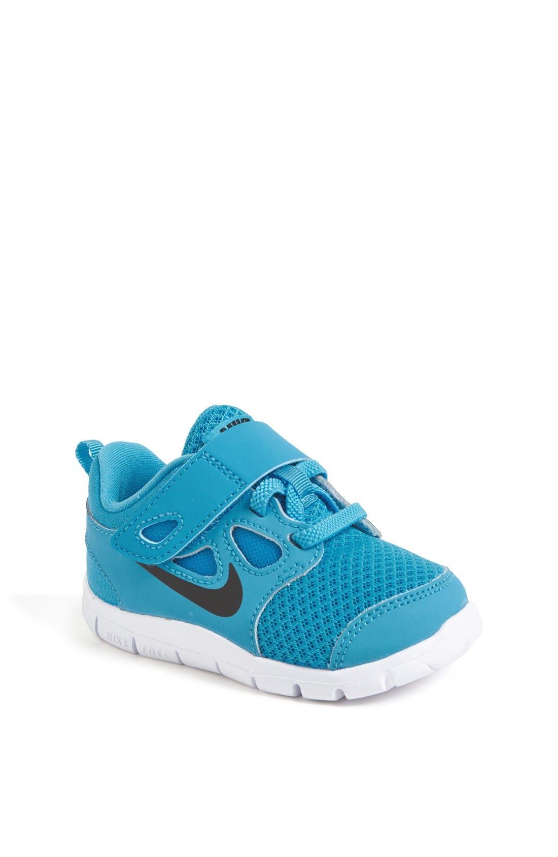 Main Image - Nike 'Free Run 5.0' Sneaker (Baby, Walker & Toddler)