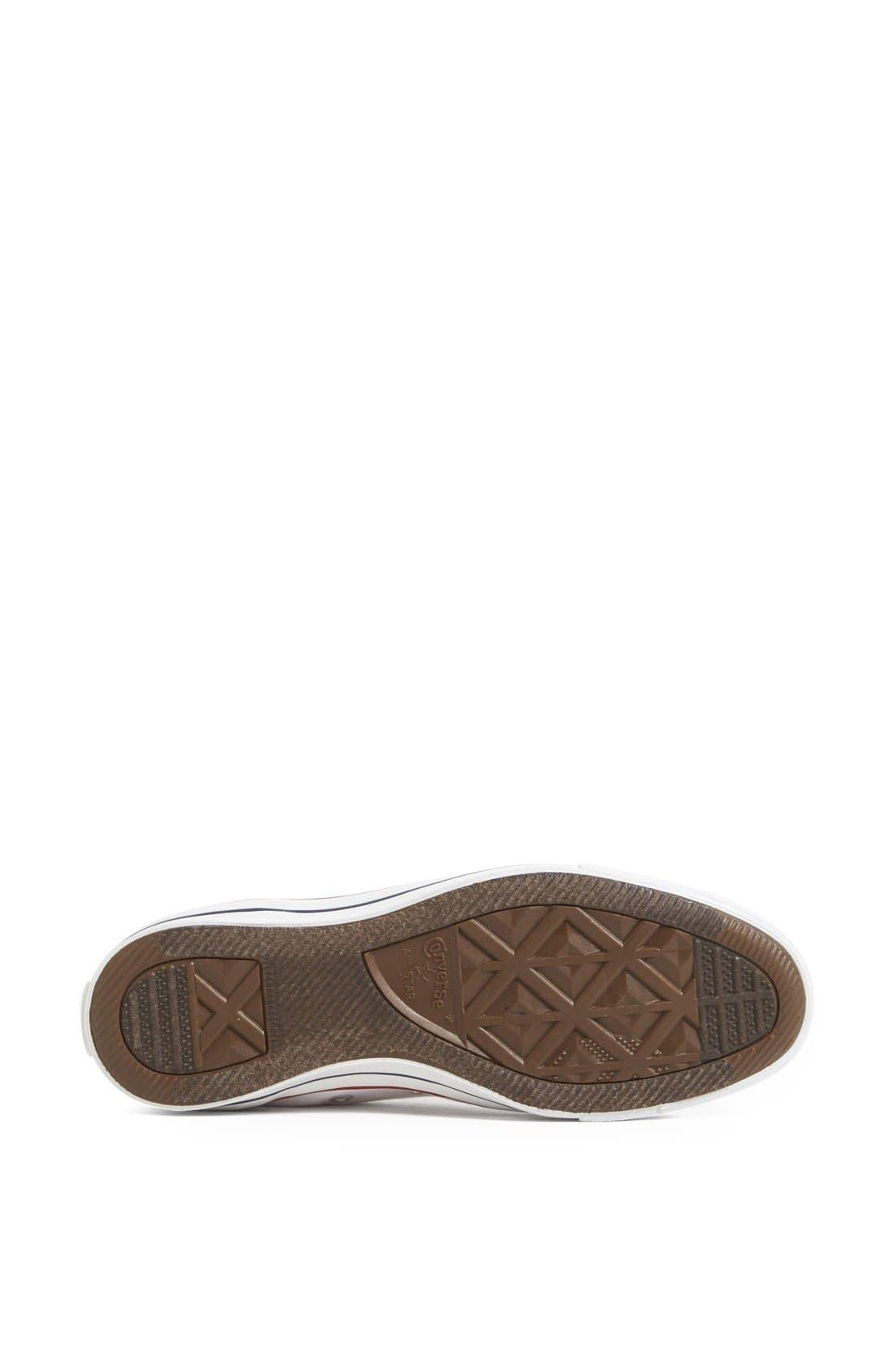 Alternate Image 4  - Converse Chuck Taylor® All Star® 'Fancy' High Top Sneaker