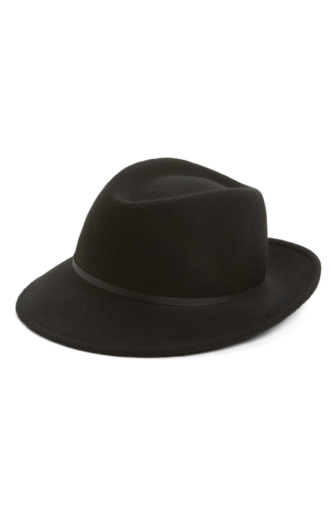 Alternate Image 1 Selected - Topshop Fedora
