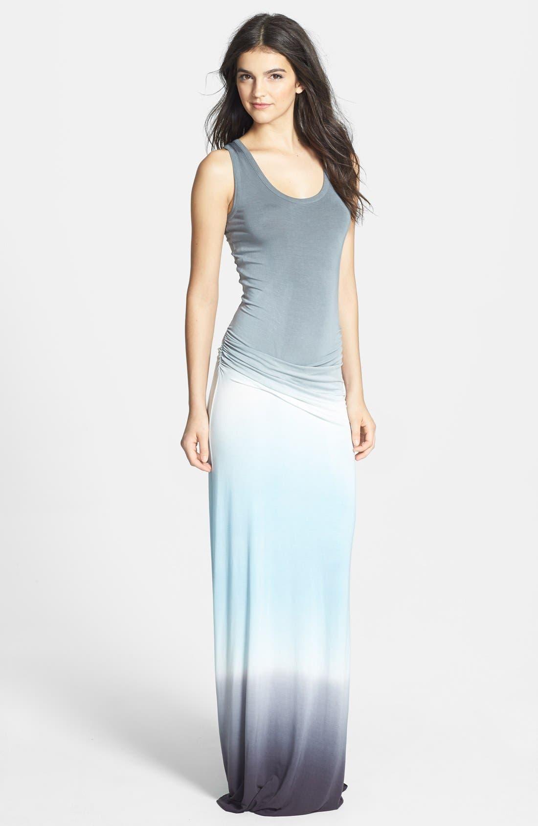 Main Image - Young, Fabulous & Broke 'Hamptons' Racerback Maxi Dress