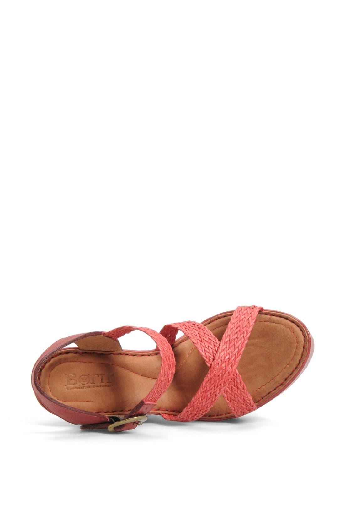 Alternate Image 3  - Børn 'Estefania' Wedge Sandal