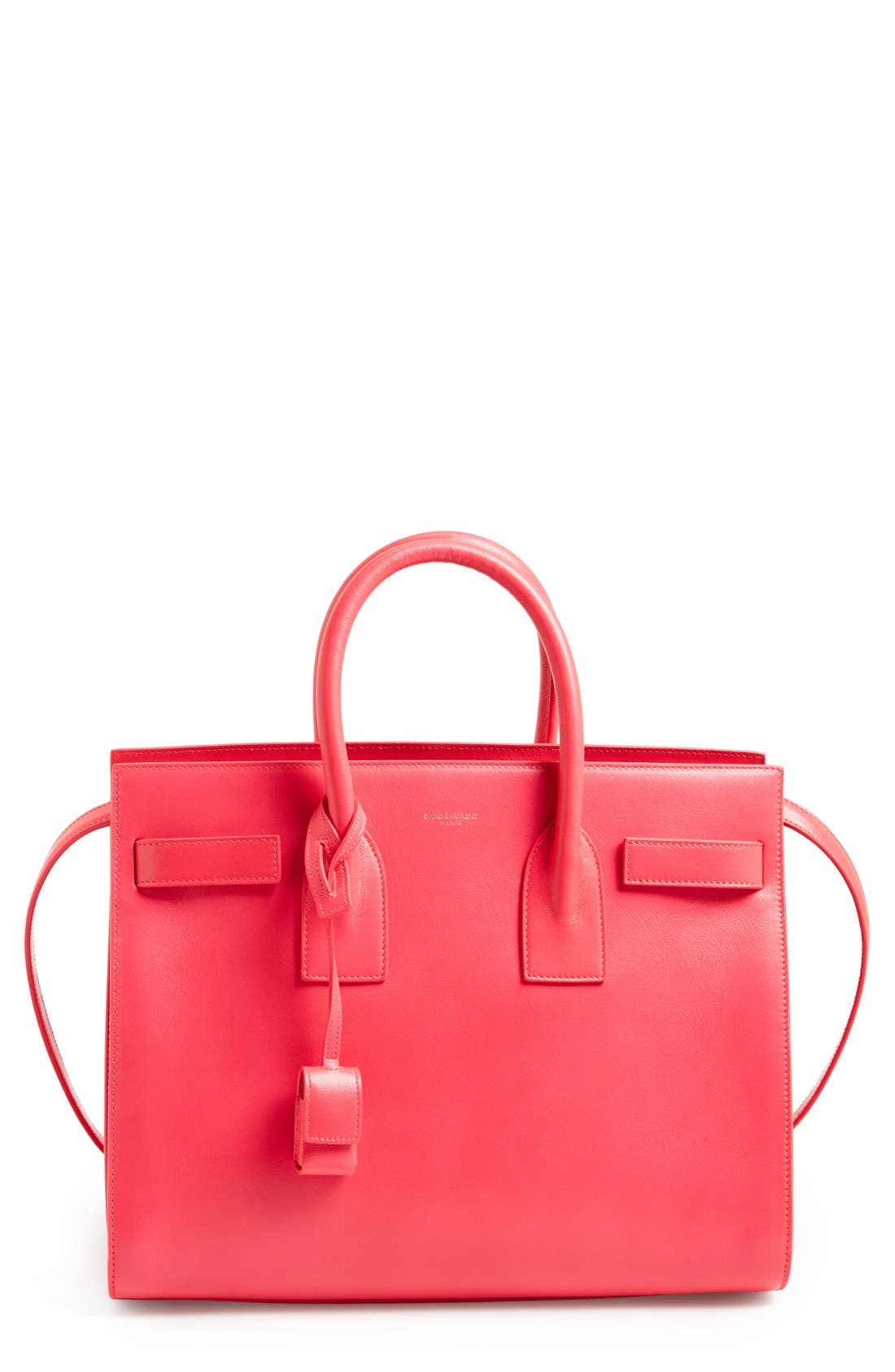 Main Image - Saint Laurent 'Small Sac de Jour' Leather Tote