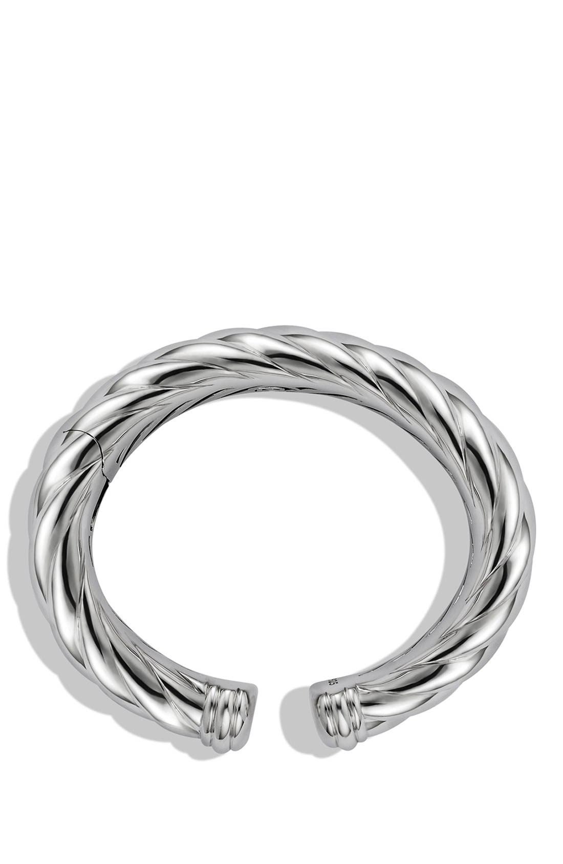'Waverly' Bracelet,                             Alternate thumbnail 2, color,                             Silver