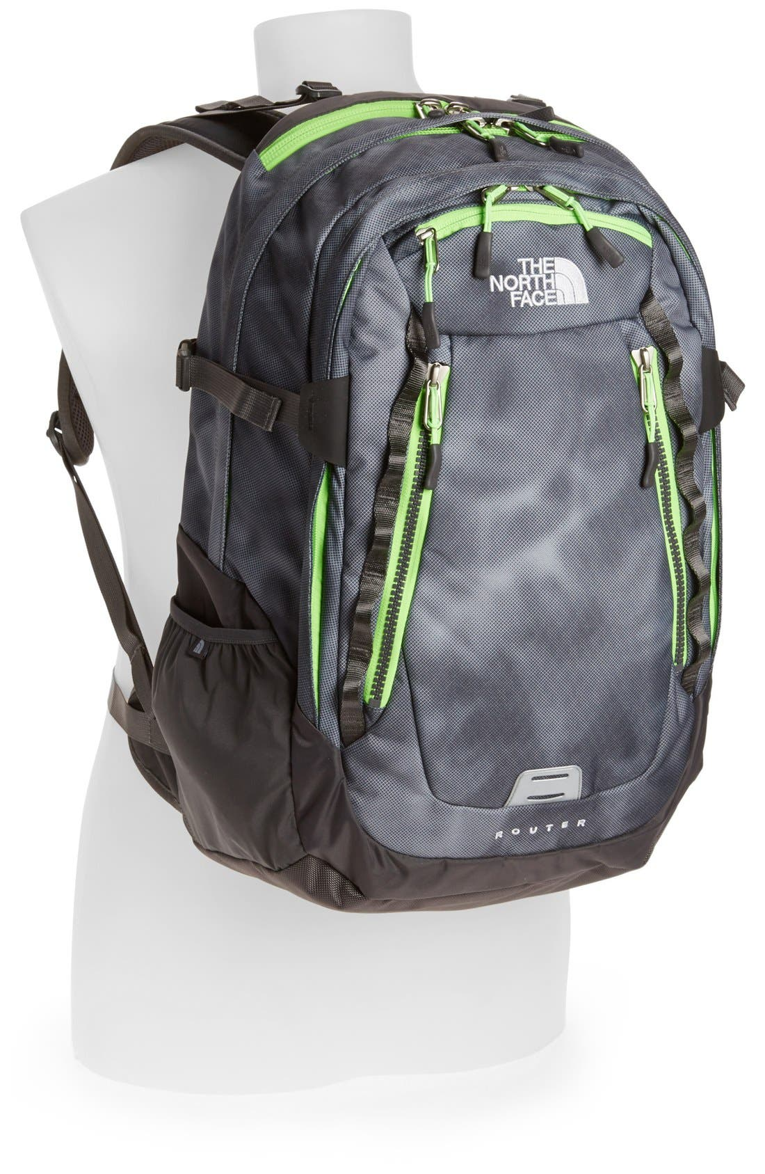Alternate Image 4  - The North Face 'Router' Backpack