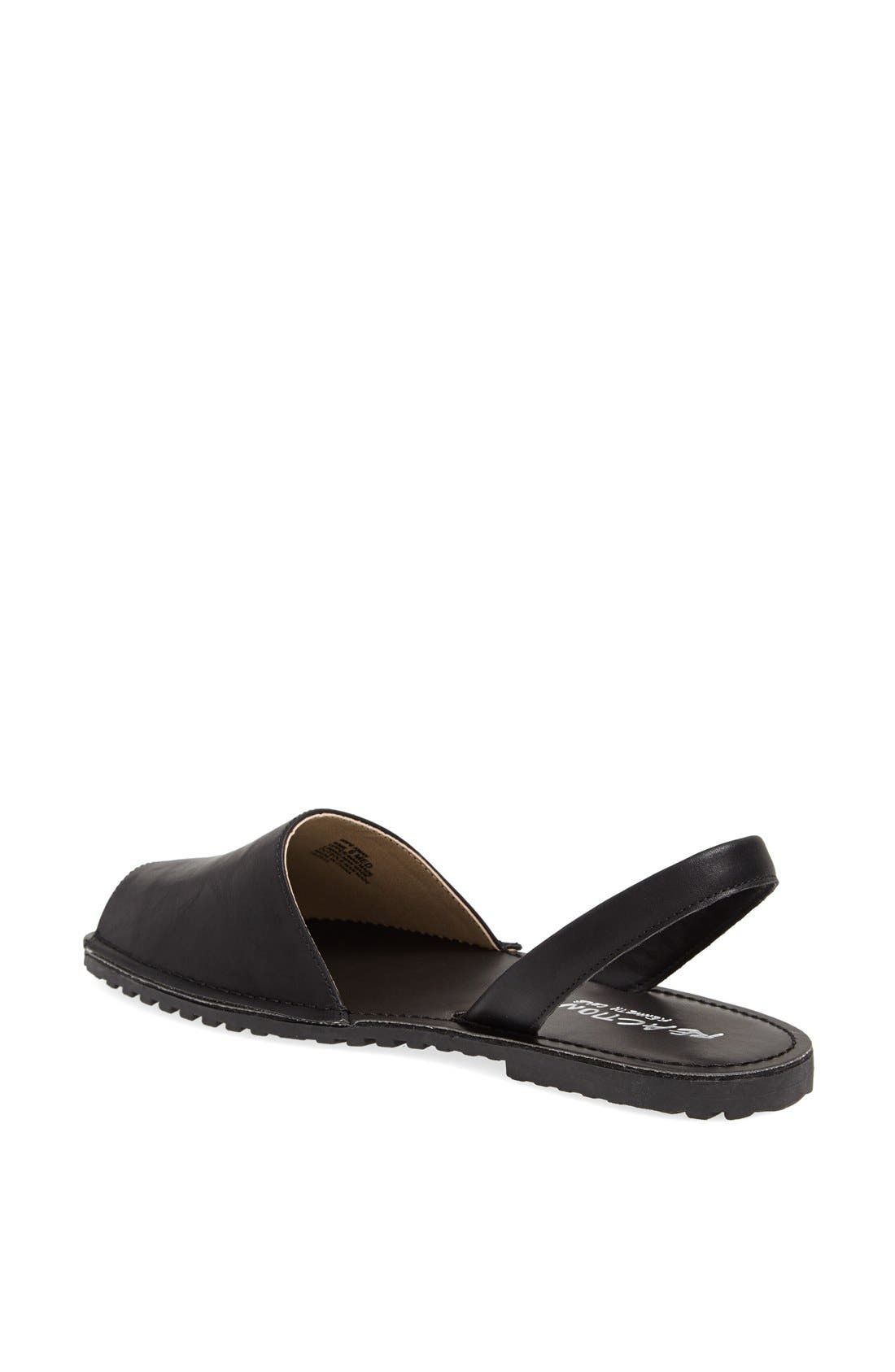 Alternate Image 2  - Kenneth Cole Reaction 'Wipe Away' Slingback Sandal