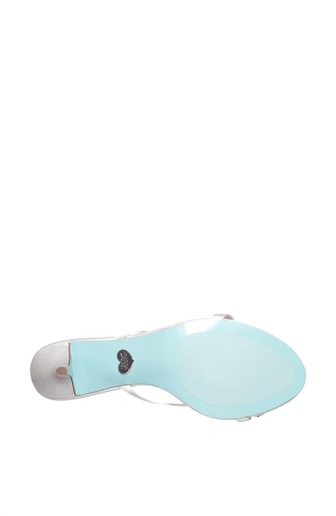 Alternate Image 4  - Betsey Johnson 'Blush' Sandal