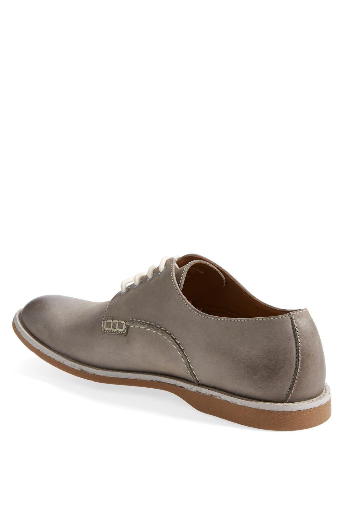 Alternate Image 2  - Clarks® 'Farli Walk' Plain Toe Derby   (Men)